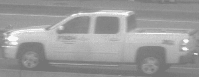 Truck connected to Laura Johnson disappearance