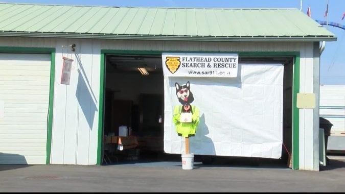 Flathead County Sheriffs Posse Theft
