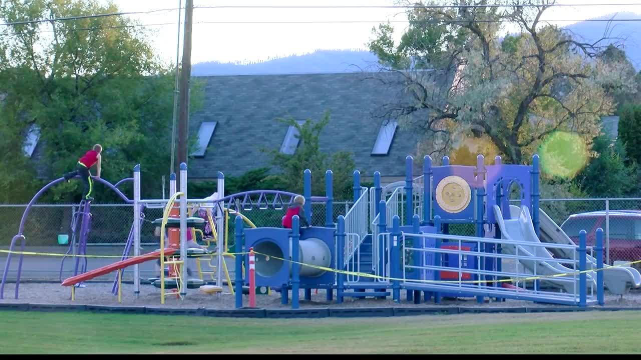 Russell Elementary School Playground