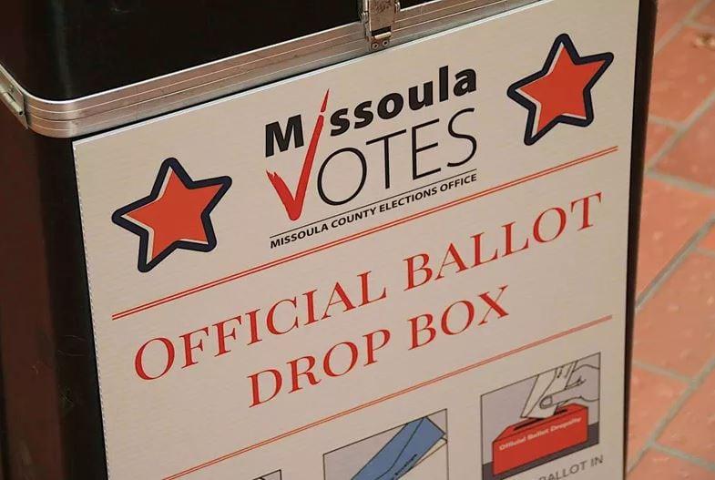 Missoula Ballot Box