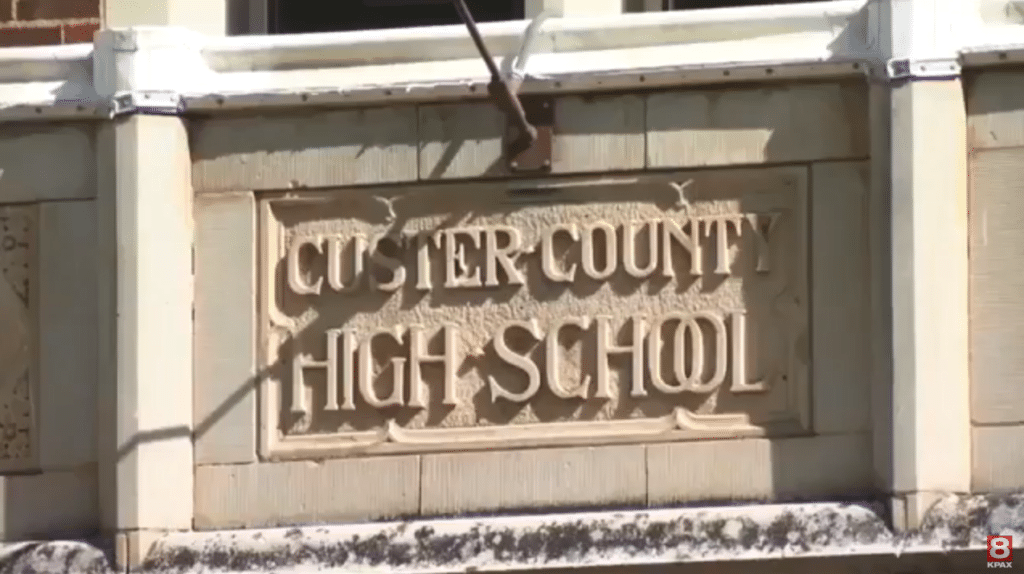 Custer County HS