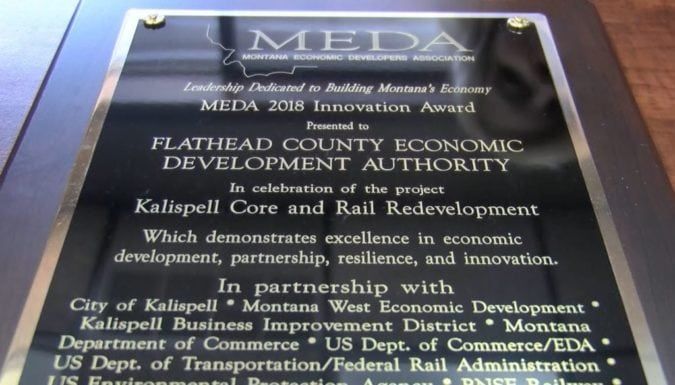 Kalispell development project picks up award