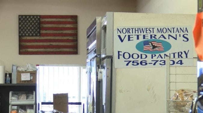 NW Montana Veterans Food Pantry