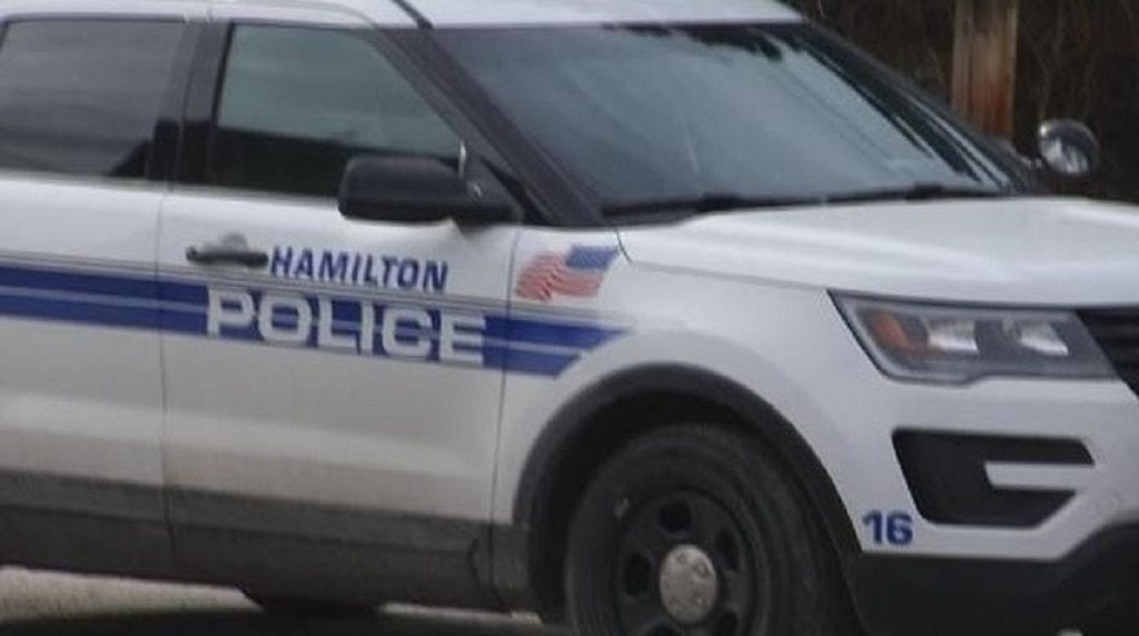 Hamilton Police Department