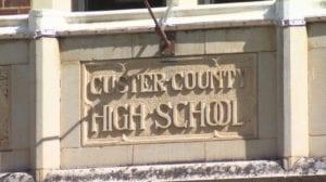 Custer County High School Miles City