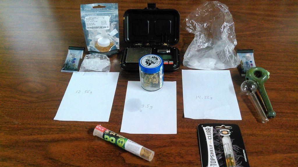 Sanders County Drug Bust