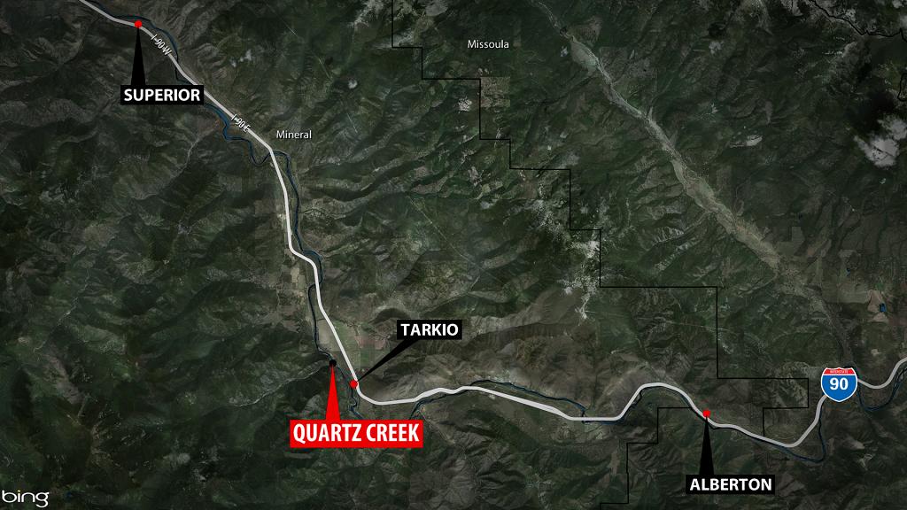 Quartz Creek Fatal Accident
