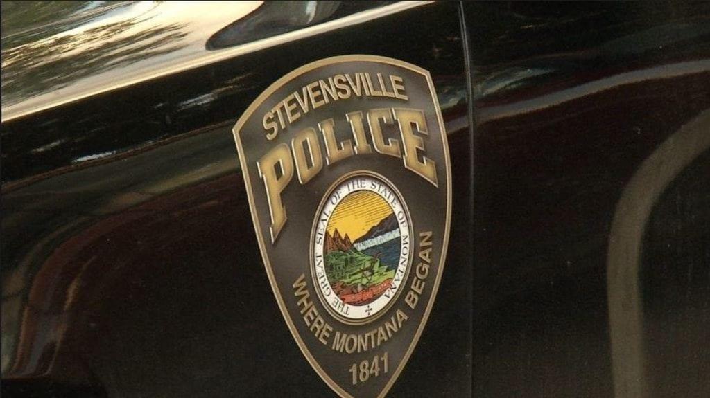 Stevensville Police Cruiser