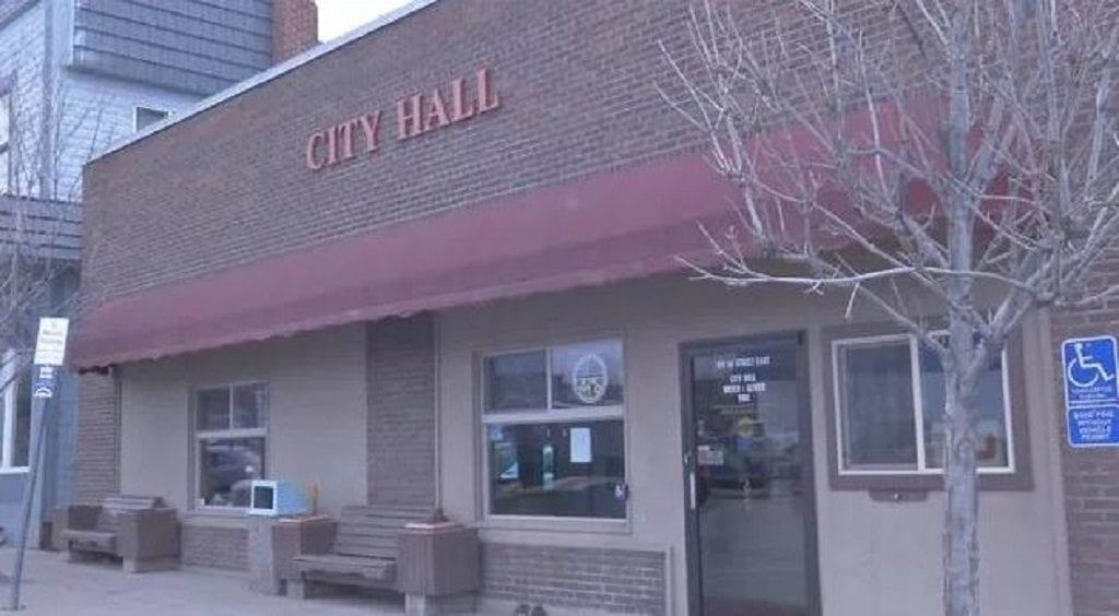 Polson City Hall