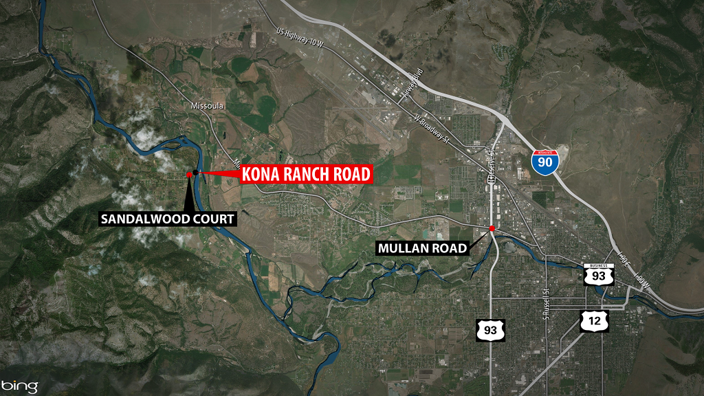 WEB Kona Ridge Road Pedestrian Hit