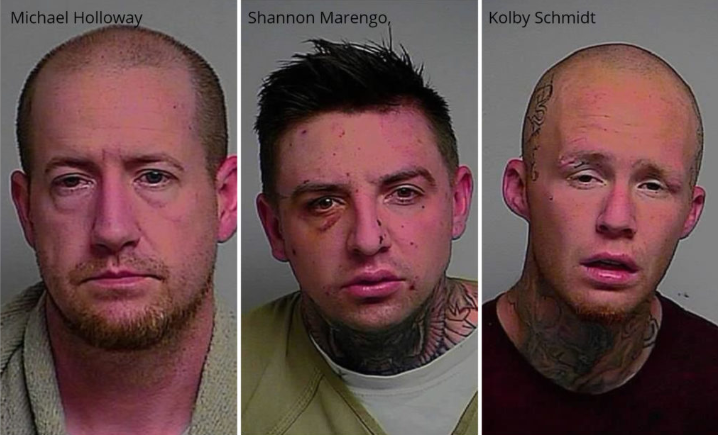 Jefferson County Shooting Suspects