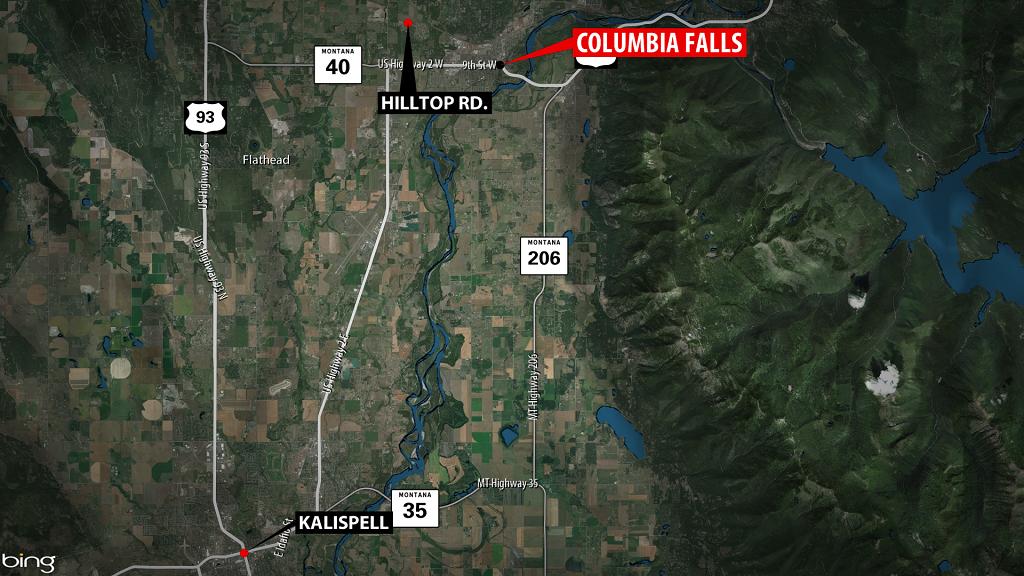 Columbia Falls Bear Death