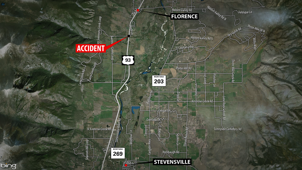 Sweeney Creek Loop Accident