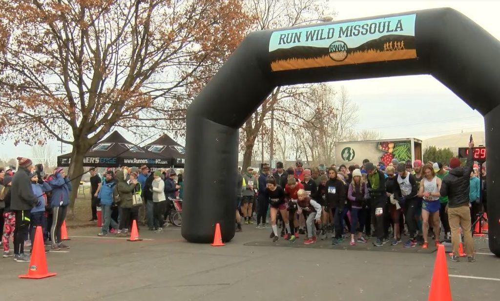 Missoula Thanksgiving Day Race