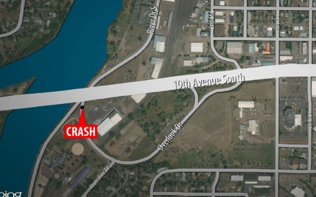 Great Falls Fatal Crash
