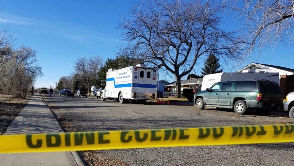 Billings Canyon Drive Murder