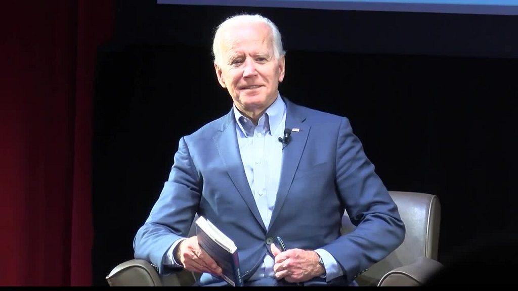 Joe Biden Missoula