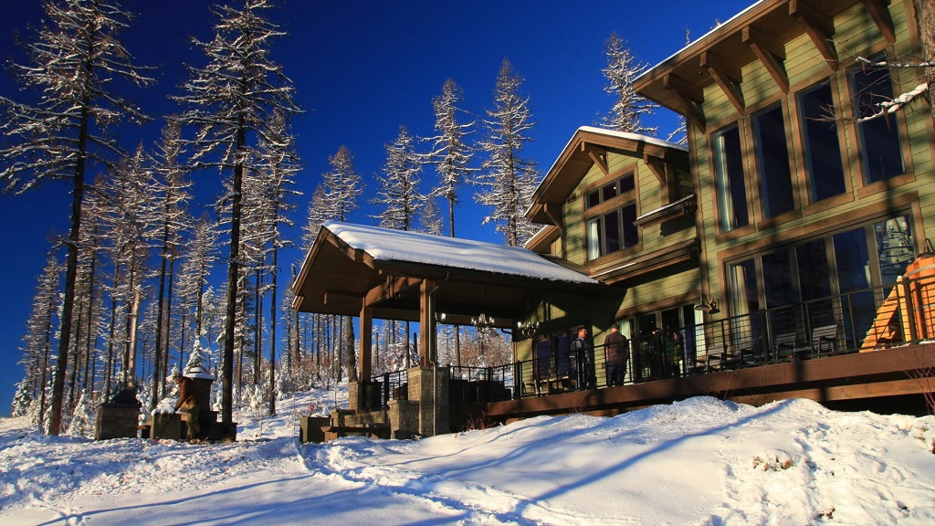 HGTV Whitefish Dream Home