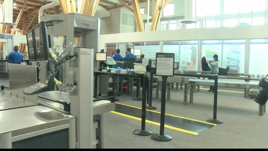 Missoula Airport Security