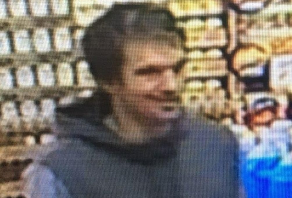 Polson Theft Suspect