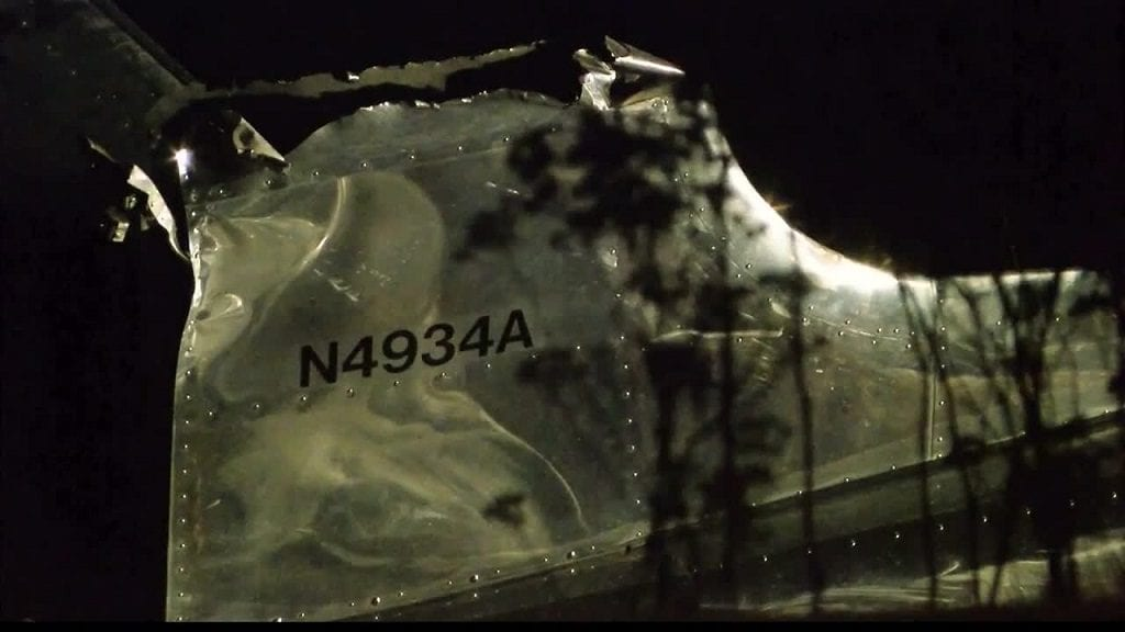 Townsend Plane Crash
