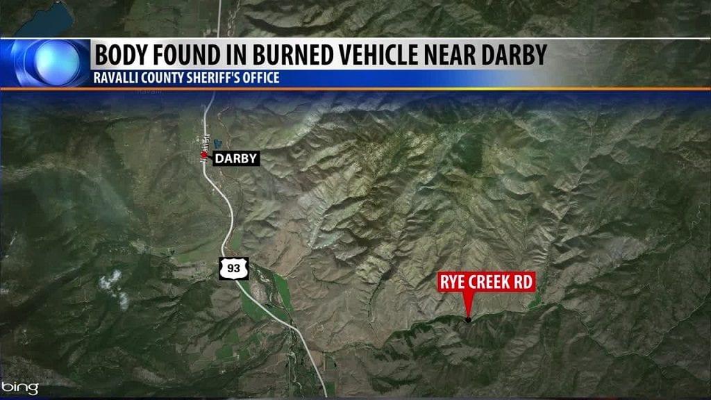 Darby Suicide Car Fire
