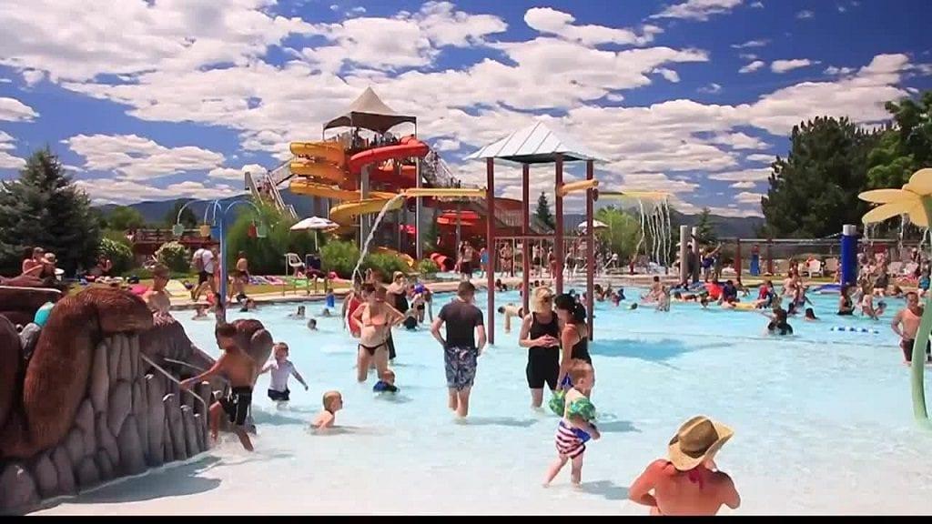 Splash Montana