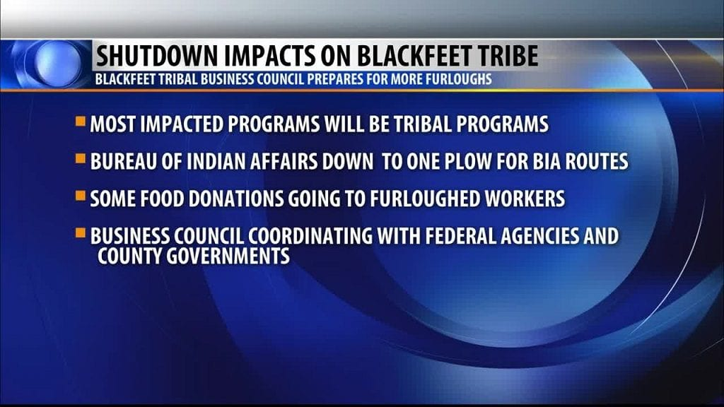 Blackfeet Tribal Business Council working to prepare for