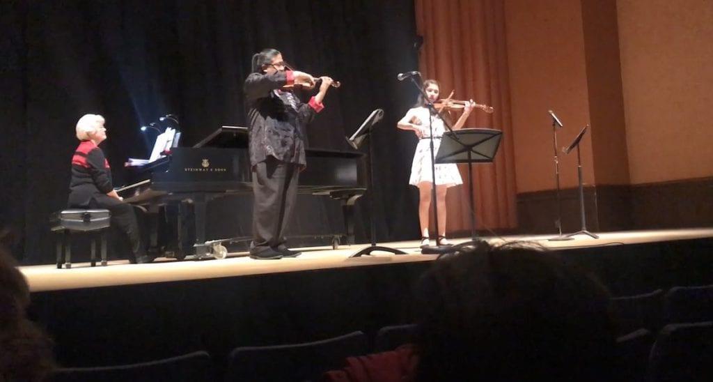 Violin Fundraiser