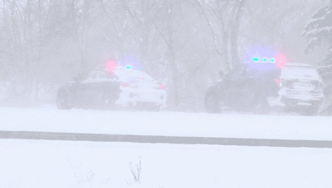 MHP Winter Driving Accidents