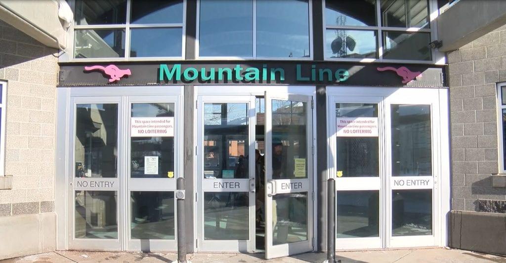 Mountain Line Transfer Center