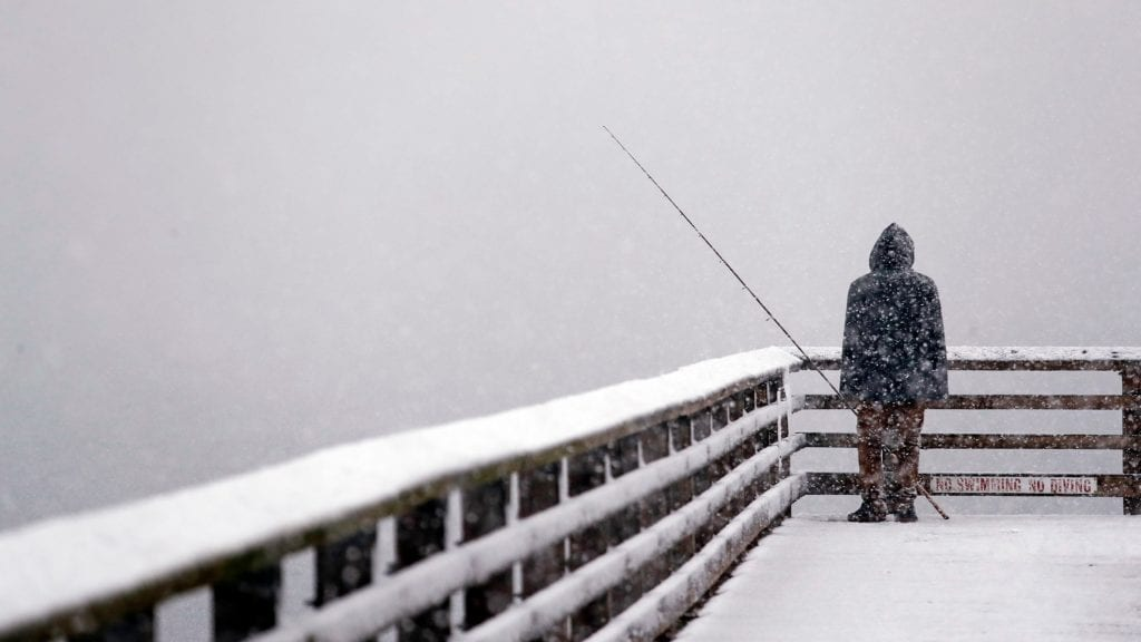 Seattle Winter Storm