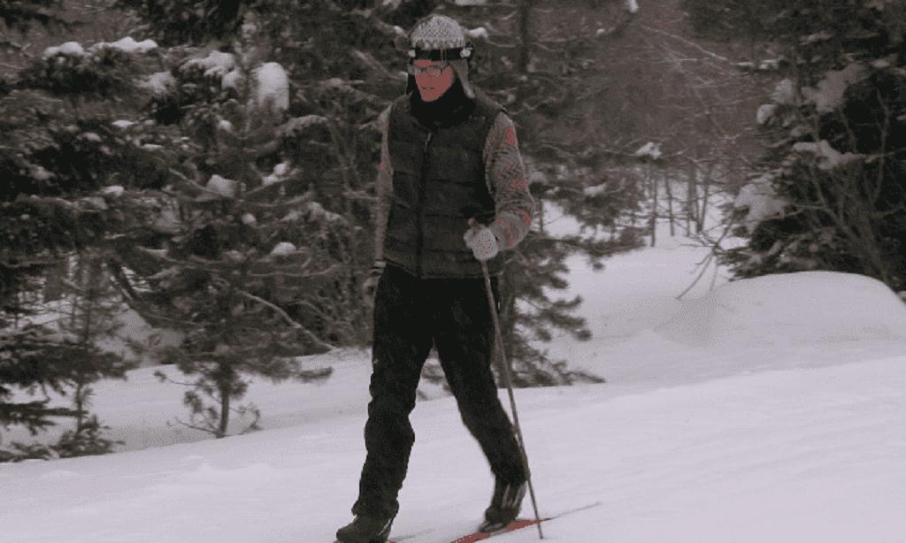MacDonald Pass Nordic Skiing