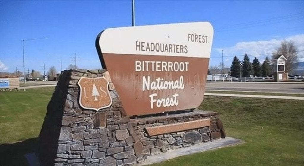 Bitterroot National Forest Office