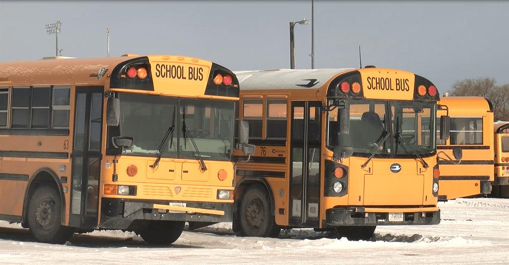 Kalispell School Buses