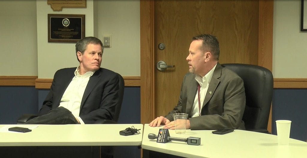 Steve Daines Missoula Airport Expansion