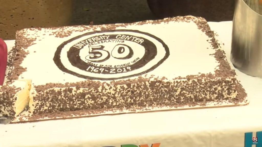 UC 50th Birthday