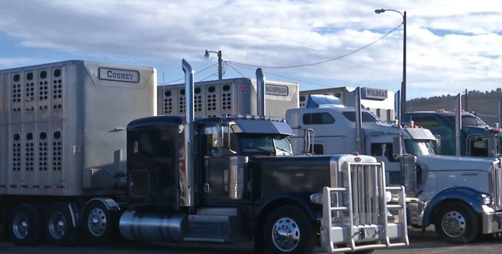 MT Ag Network Truck Logs