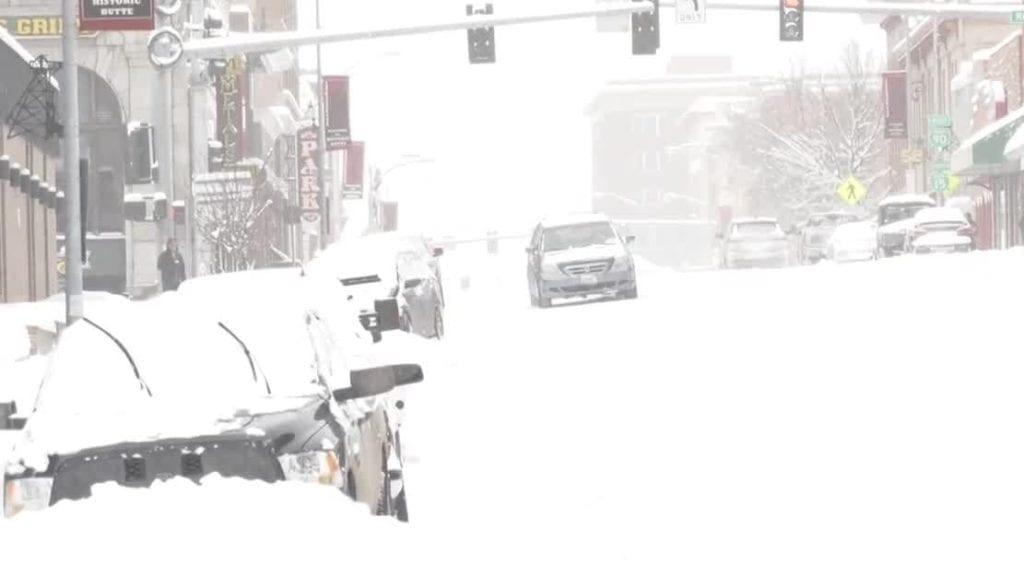 Butte Snow