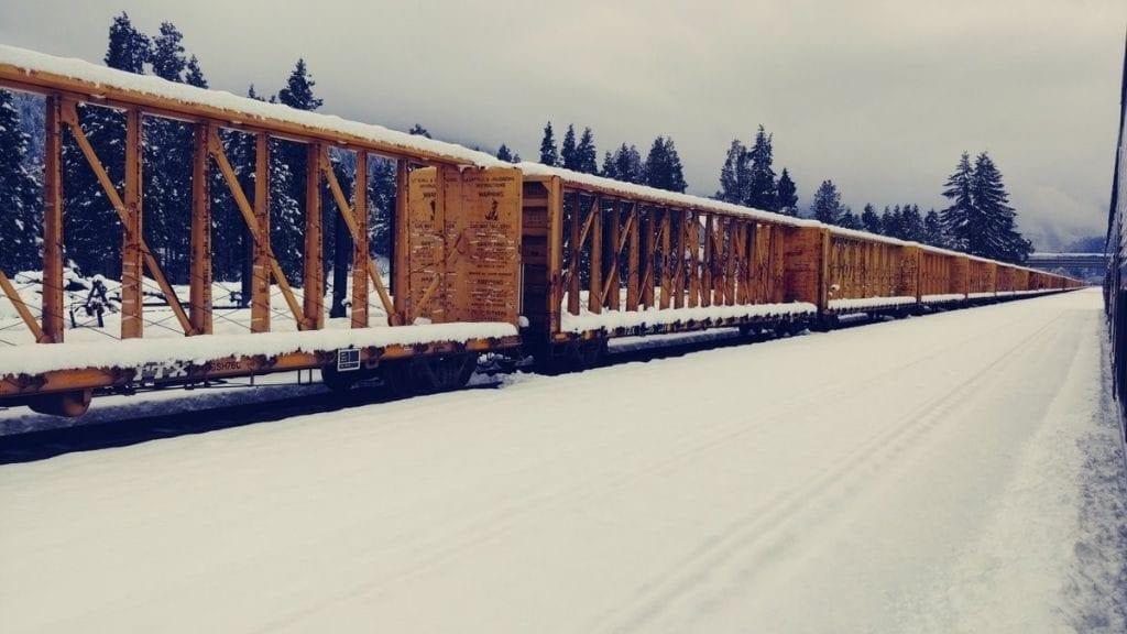 Amtrak stranded