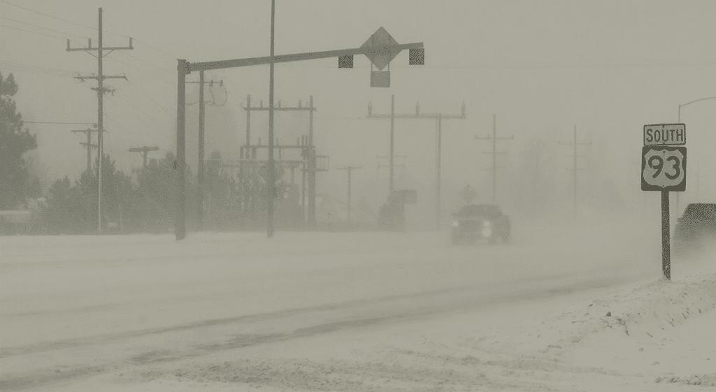 Bitterroot Snow 2.25.19