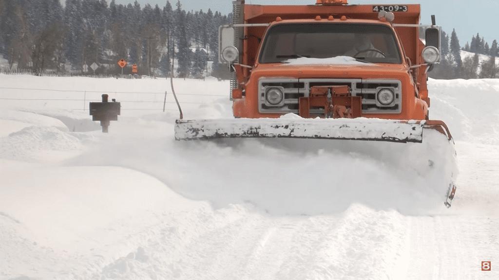 Stevensville Snow Plow
