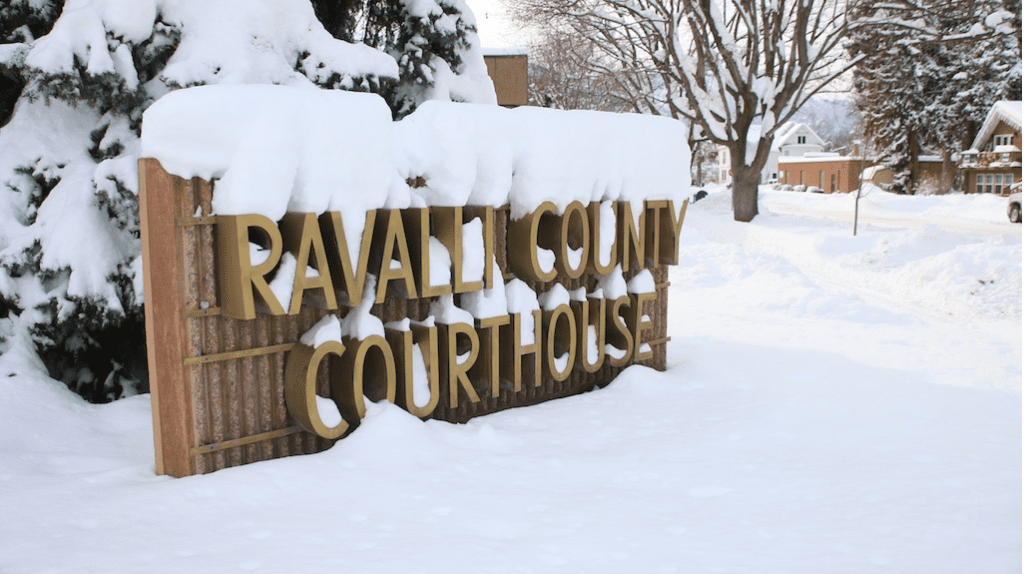 Ravalli County Snow