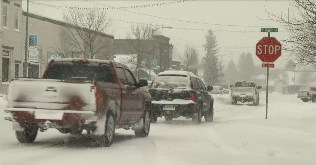 Stevensville Snow