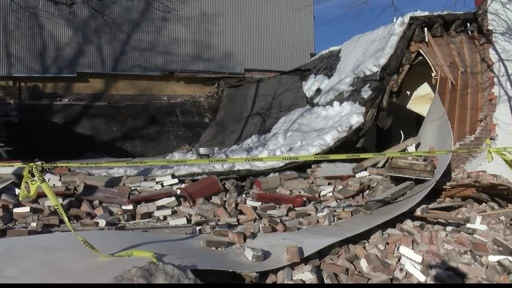 Missoula Roof Collapse