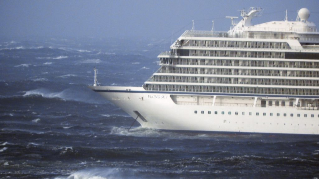 Viking Sky cruise