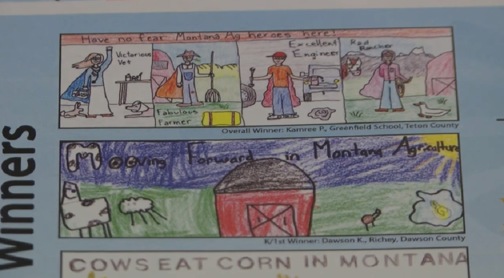Ag Drawing Contest