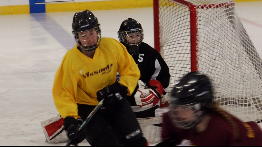 Missoula Lady Bruins Practice