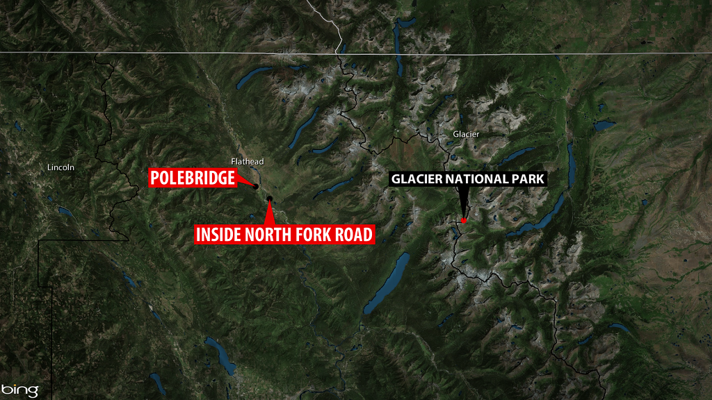 Glacier National Park Prescribed Fires