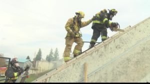 Volunteer Firefighter Training